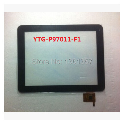Original 9.7 inch tablet capacitive touch screen YTG-P97011-F1 free shipping