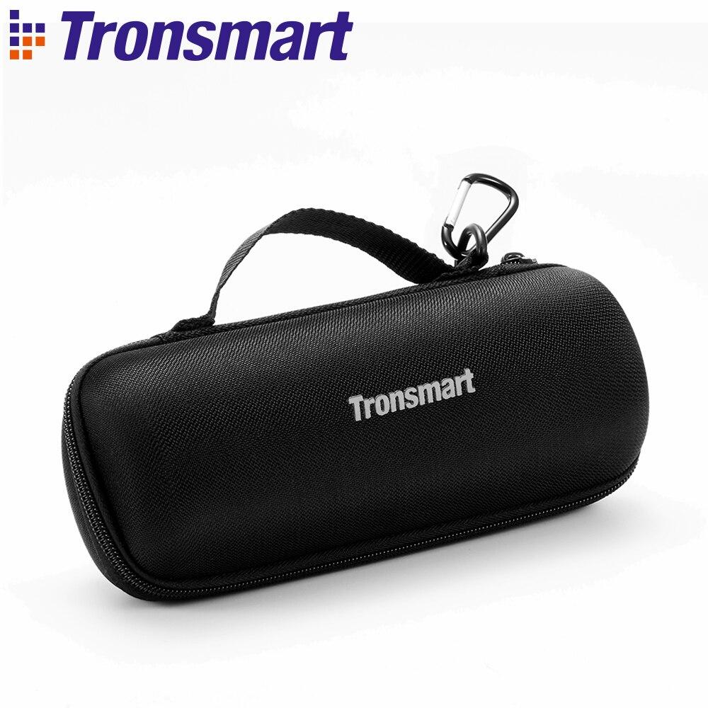 [Auf Lager] Tronsmart Element T6 Bluetooth Lautsprecher Tragetasche Tragbare Lautsprecher Tasche Box für Tronsmart T6 Lautsprecher
