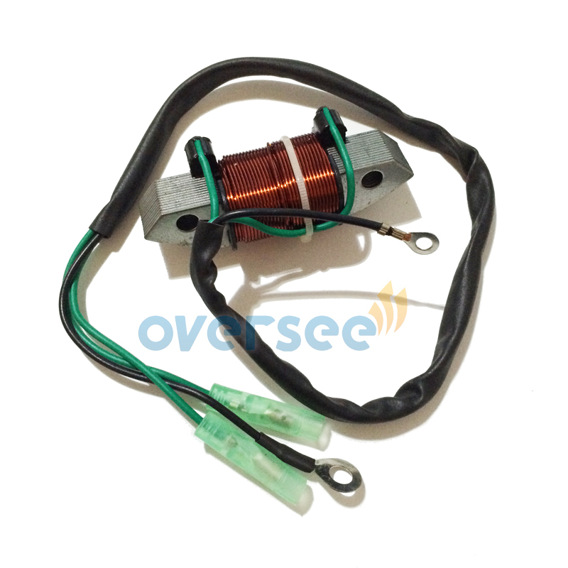 OVERSEE 40HP X E40X 66T-85533-00-00 Lighting Coil For Parsun Hidea Yamaha  2 Stroke 40HP Outboard Motor Engine 1