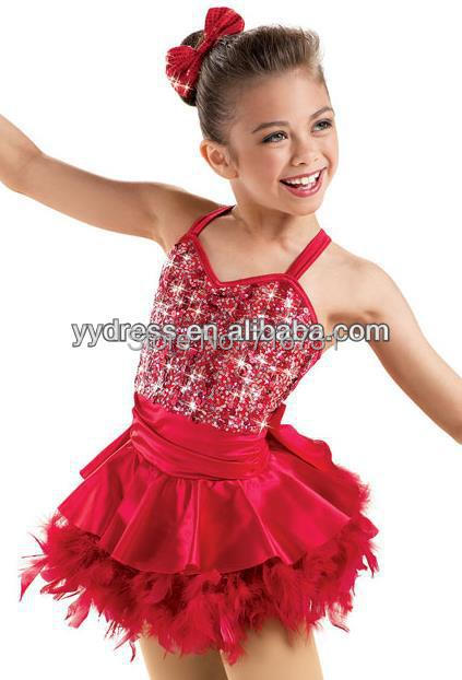 Dance costumes for girls jazz