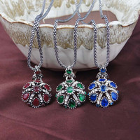 HOT alloy retro Jewelry Pendant popular Necklace Sweater chain colar necklace Fashion Necklace Free Shipping