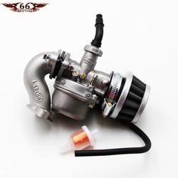 Choke main PZ19 19mm Carb Carburateur Fit for KEIHI 70cc 90cc 110cc Moto Fit Pit Dirt Bike VTT Quad Motocross Enduro Off Road Durable