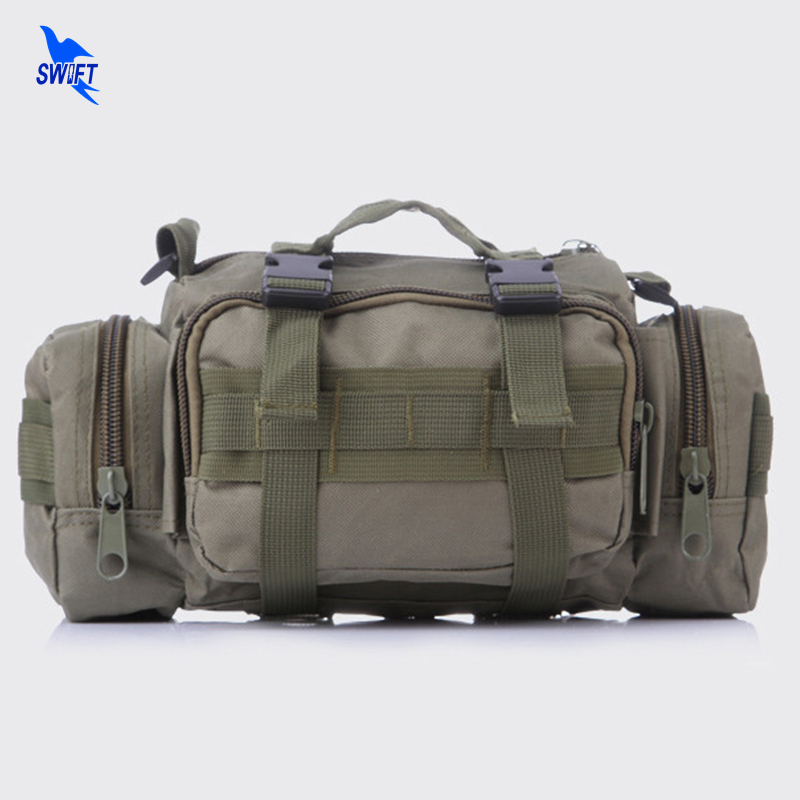 Multifunction 3P Outdoor Military Tactical Shoulder Backpack Waist Pack Mochilas Molle Camping Hiking Chest Bags Camera Pouch outlife new style professional military tactical multifunction shovel outdoor camping survival folding spade tool equipment