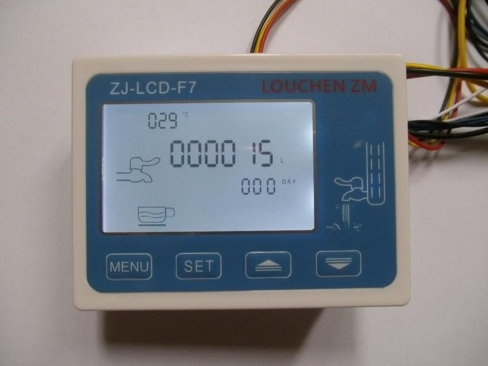 Medidor de flujo de combustible líquido EW envío gratis con sensor - Instrumentos de medición - foto 2
