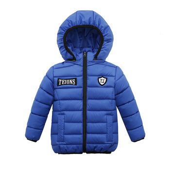 Winter Warm Child Coat Children Outerwear Kids Clothes Windproof Baby Boys Girls Jackets For 1-4 Years Old Outwear & Coats