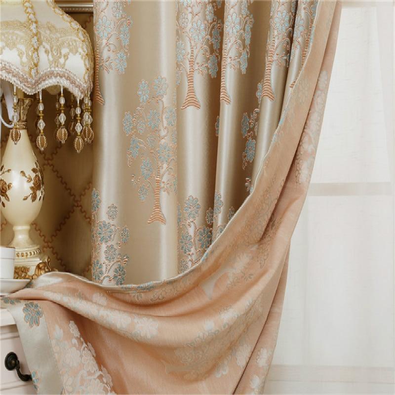 curtain for living room pictures best design ideas 2018 haut de gamme luxe européenne rideaux salon villa ...