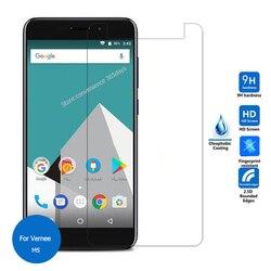 На Алиэкспресс купить стекло для смартфона tempered glass for vernee m8 pro m7 2018 m6 m5 m3 t3 screen protector 9h safety protective film on m 5 6 7 8 t 3