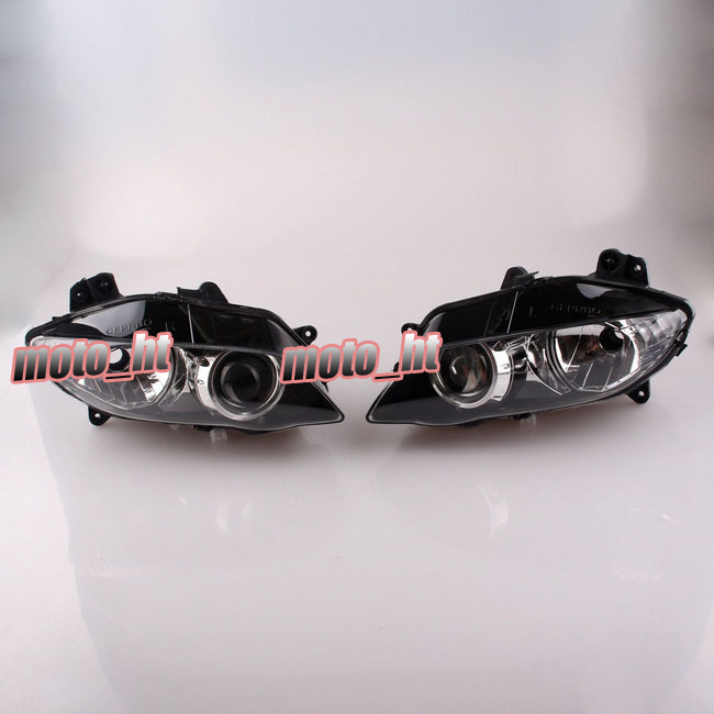 Headlamp Headlight For Yamaha 2004 2005 2006 YZF R1 04 05 06 YZF-R1 Clear Motorcycle Head light lamp