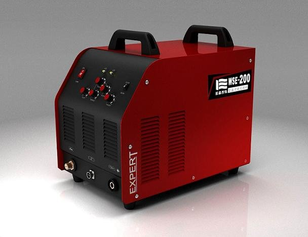 WSE200 inverter AC/DC TIG Welding machine