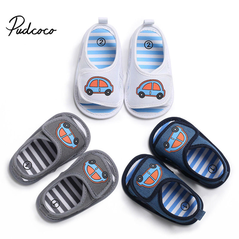 New Listing 2019 Summer New Non-slip Beach Shoes Open Children's Sandals Wild Boys Student Children's Shoes