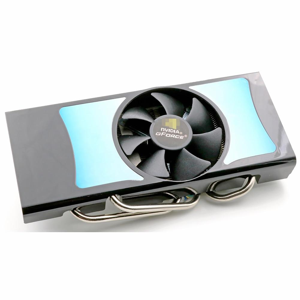 GTX950/750Ti/750/650/550 HD7870/7850 R9 270 carte graphique universelle refroidisseur processeur refroidisseur dissipateur thermique