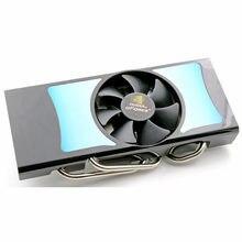 Универсальный охладитель графической карты gtx950/750ti/750/650/550