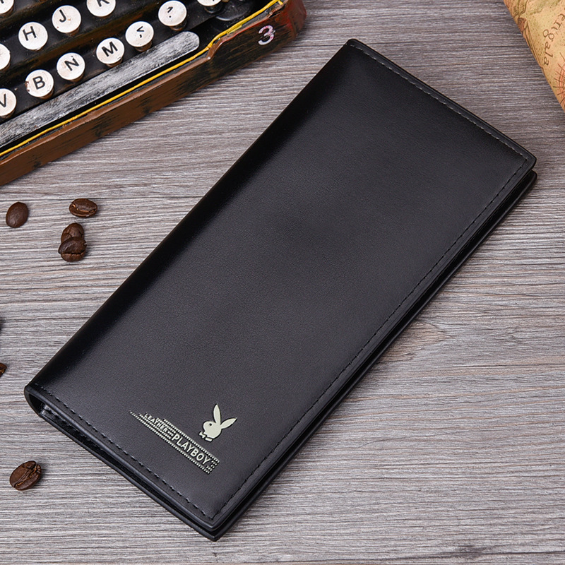 Playboy purse wallet men\'s wallet carteira men wallets business card ...