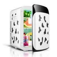 KEMIN 15L автоматический мини холодильник Быстрый Холодильный холодильник автомобильный морозильник однодверный двухъядерный система охлажд