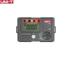 UNI T UT522 Digital Earth Ground Resistance Tester AC Earth Insulation Resistance Tester