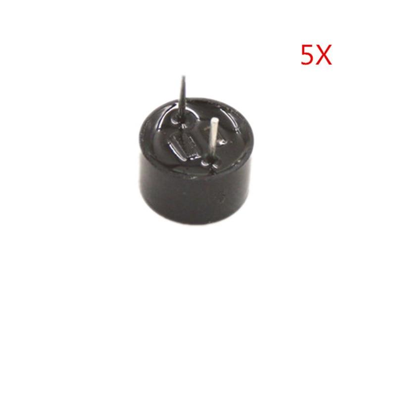 5 PCS Super Loud 5V Active Alarm Buzzer Beeper Tracker 9*5.5mm for Racing Drone