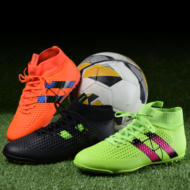 Turf Soccer Shoes High Top