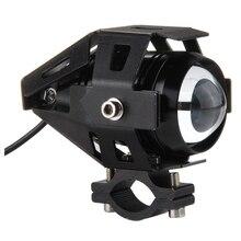 15w led bulb lamp xmlt6 cree dc1030v 3 ways to motorcycle waterproof black