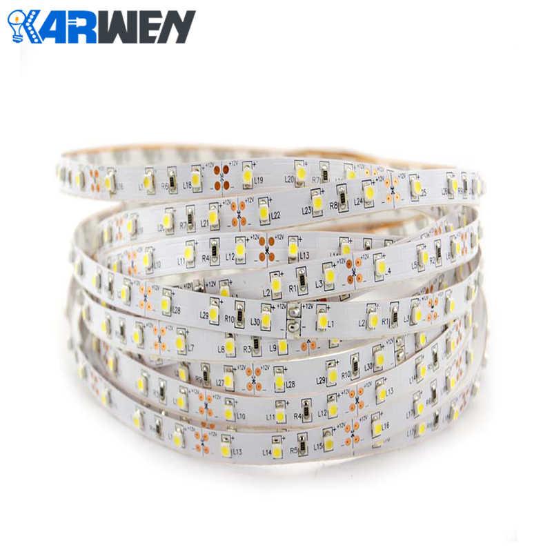 KARWEN RGB Светодиодная лента светильник 5 м 300 светодиодов 2835 SMD 2A адаптер питания высокое качество лента украшение дома лампа