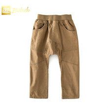 New boy casual pants school pants fashion wild style special wild boy