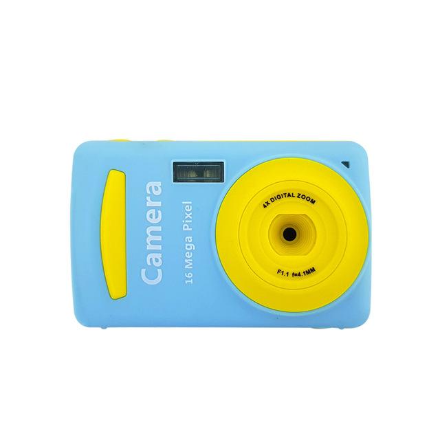 Mini Digital Camera Digital Camer  16MP Multi colored Camera Mini Video  Camera 2.4 Inch Best Gift For child