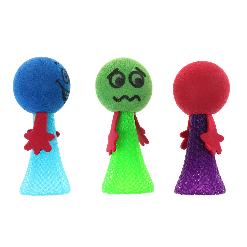 Funny Colorful Educational Toys Jump Bounce Elf Toys Kids Gift Fun Great Gift for Baby Kids