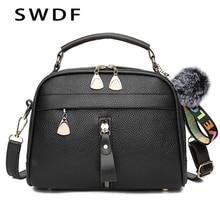цены SWDF Luxury Handbags Women Bags Designer Casual Tote Shoulder Bags Woman Of Skin High Quality Fashion Women Bags Messenger Bags