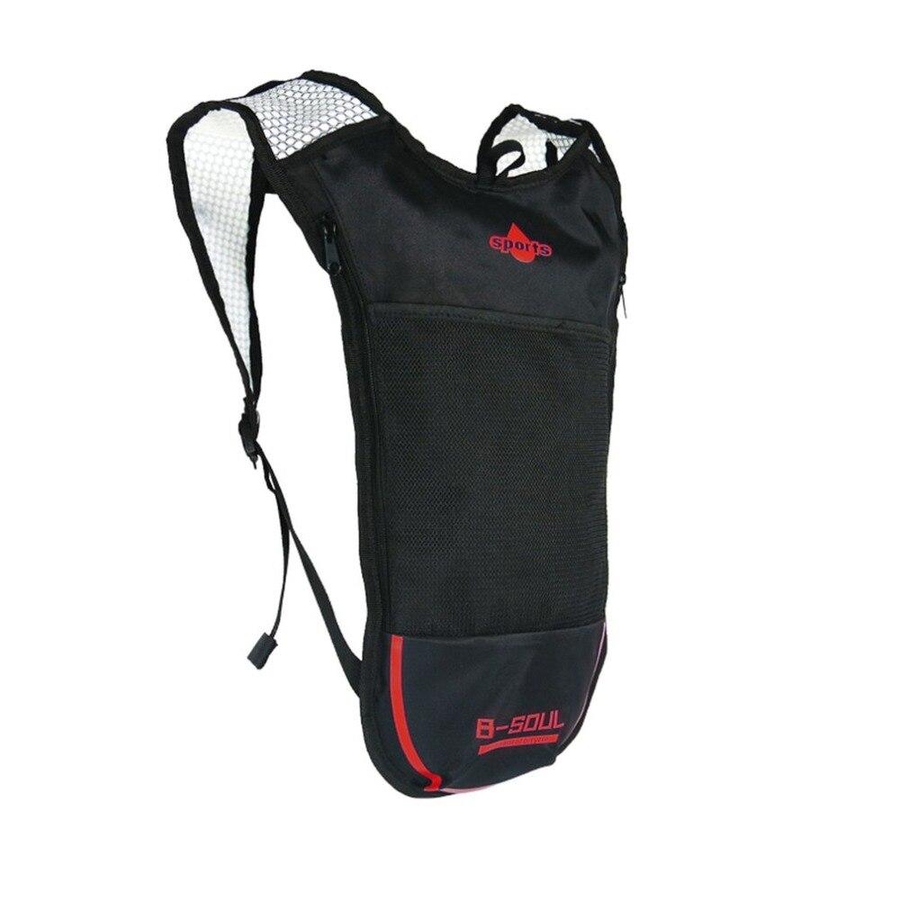 B-SOUL Tragbare Größe Trink Rucksack Fahrrad Tasche Wasserdicht Wasser Tasche Assault Bike Rucksack Camping Tasche Tasche Radfahren Tasche