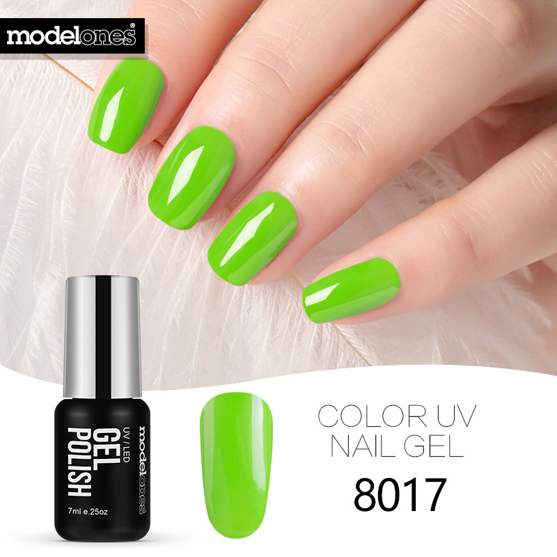 Modelones 2017 Newest 7ML UV Nail Gel Polish Summer Colors Gel ...