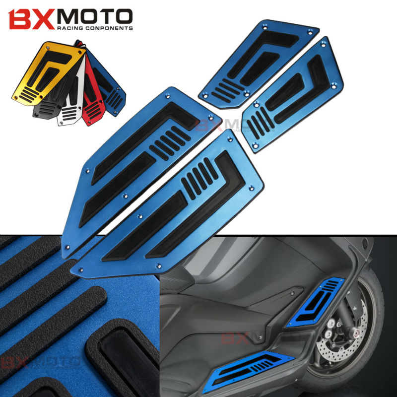 Blue Motorcycle Accessories Chain Belt Guard Cover Protector For