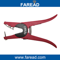 Free Shipping Practical Cattle Livestock Metal Goat Ear Tag Animal Tool Plier Forcep Applicator