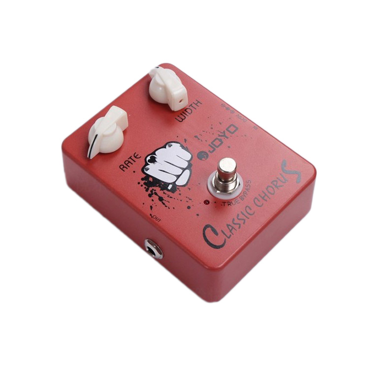 Pedals Package sales JOYO JF-05 classic chorus+JF-33 Analog delay guitar stompbox integrant pedals for player free shipping