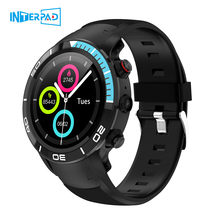 2019 Interpad 4G Android 7.1 OS Smart Watch 1GB 16GB MTK6739M GPS WIFI Air Pressure Altitude Smartwatch 1.39 Inch AMOLED Screen(China)