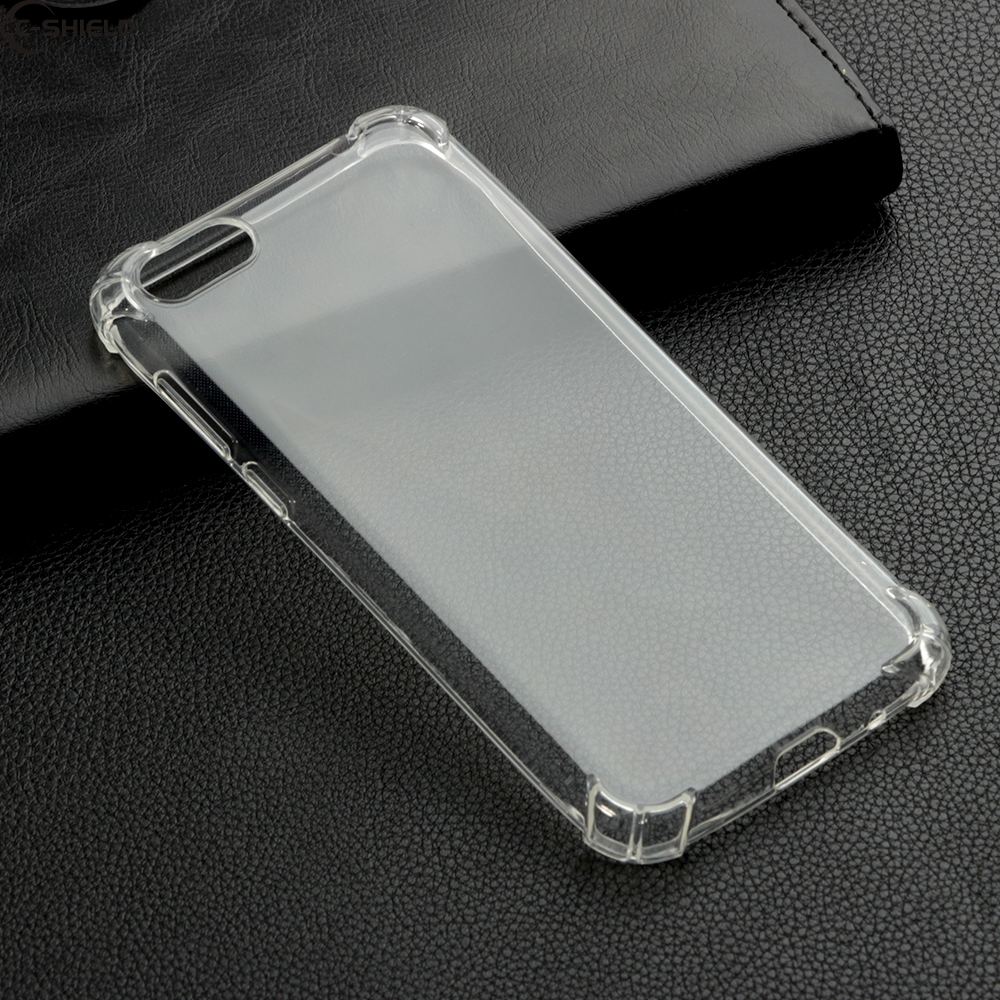Soft Cover for Huawei Honor 7A A7 DUA L22 Ultra thin Clear Transparent Silicone Case for Huawei Honor 7S S7 DUA-L22 Phone Case(China)