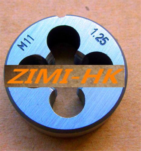 11mm x 1.0 Metric Right hand Die M11 x 1.0mm Pitch 1pcs The high quality