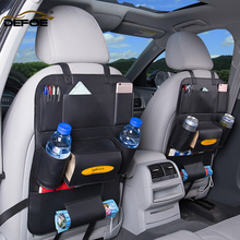 car storage seat cover bag Multifunctional box back Waterproof cleaned Easily