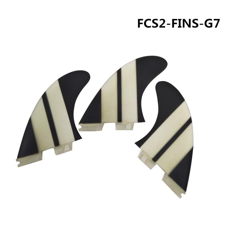 FCS II G5-ös feketék díszítik az üvegszálas fin - Vízi sportok - Fénykép 4