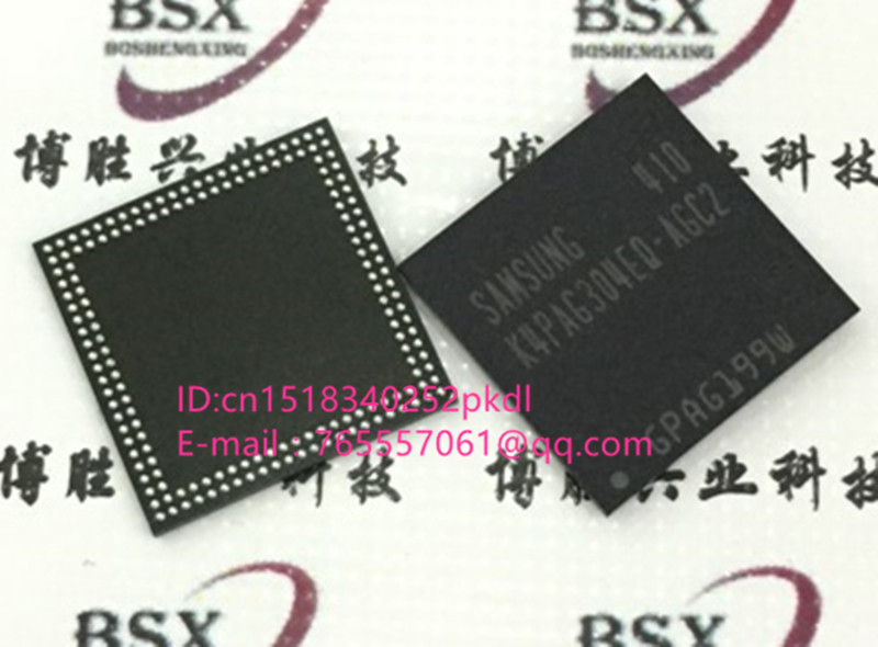 (1PCS) (2PCS) (5PCS) (10PCS) 100% New original    K4PAG304EQ-AGC2   BGA  memory chip     K4PAG304EQ AGC2 1pcs 2pcs 5pcs 10pcs 100