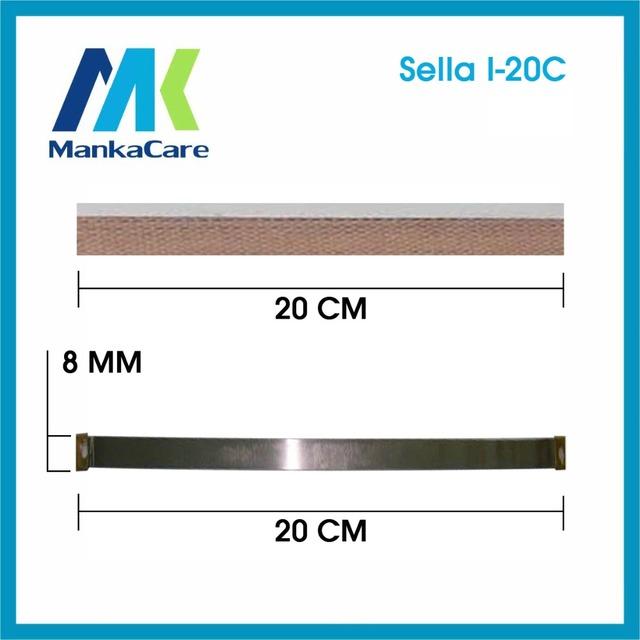 Manka Importa-Sella I-20C-5 UNIDADES DE piezas de REPUESTO, Elemento de calefacción 20 CM, cinta aislante, cinta de Sellado de la máquina, sellador, Dental accessary