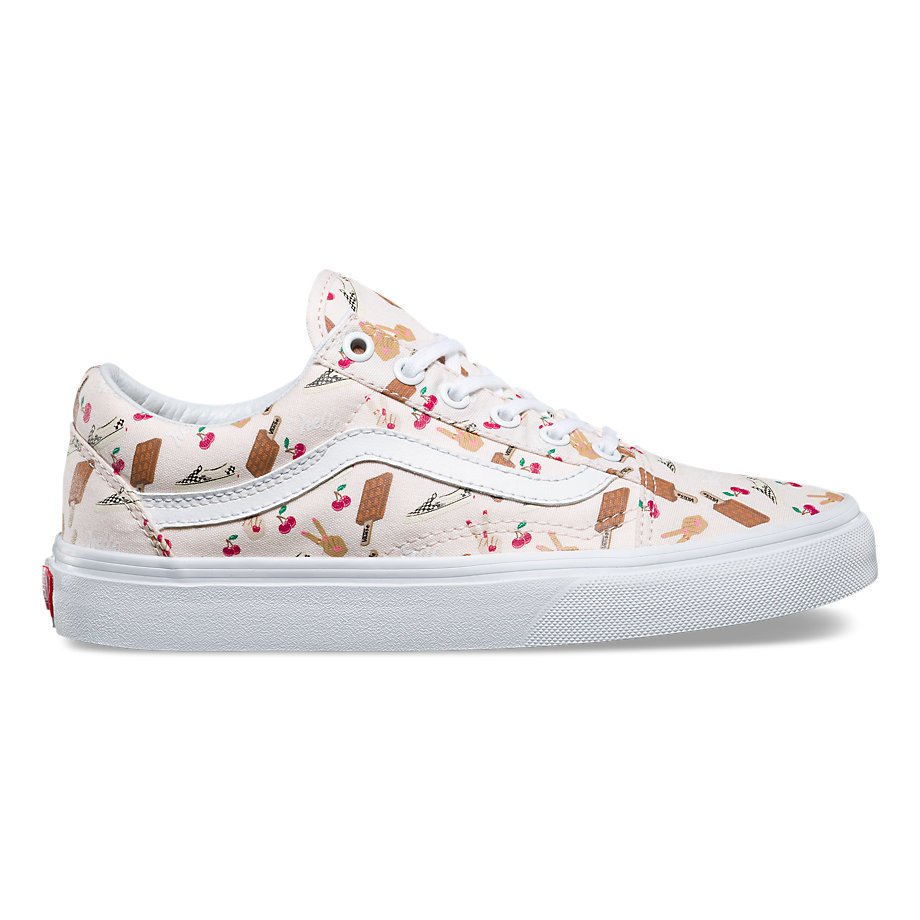 Pink Vans Shoes Promotion-Shop for Promotional Pink Vans Shoes on ...