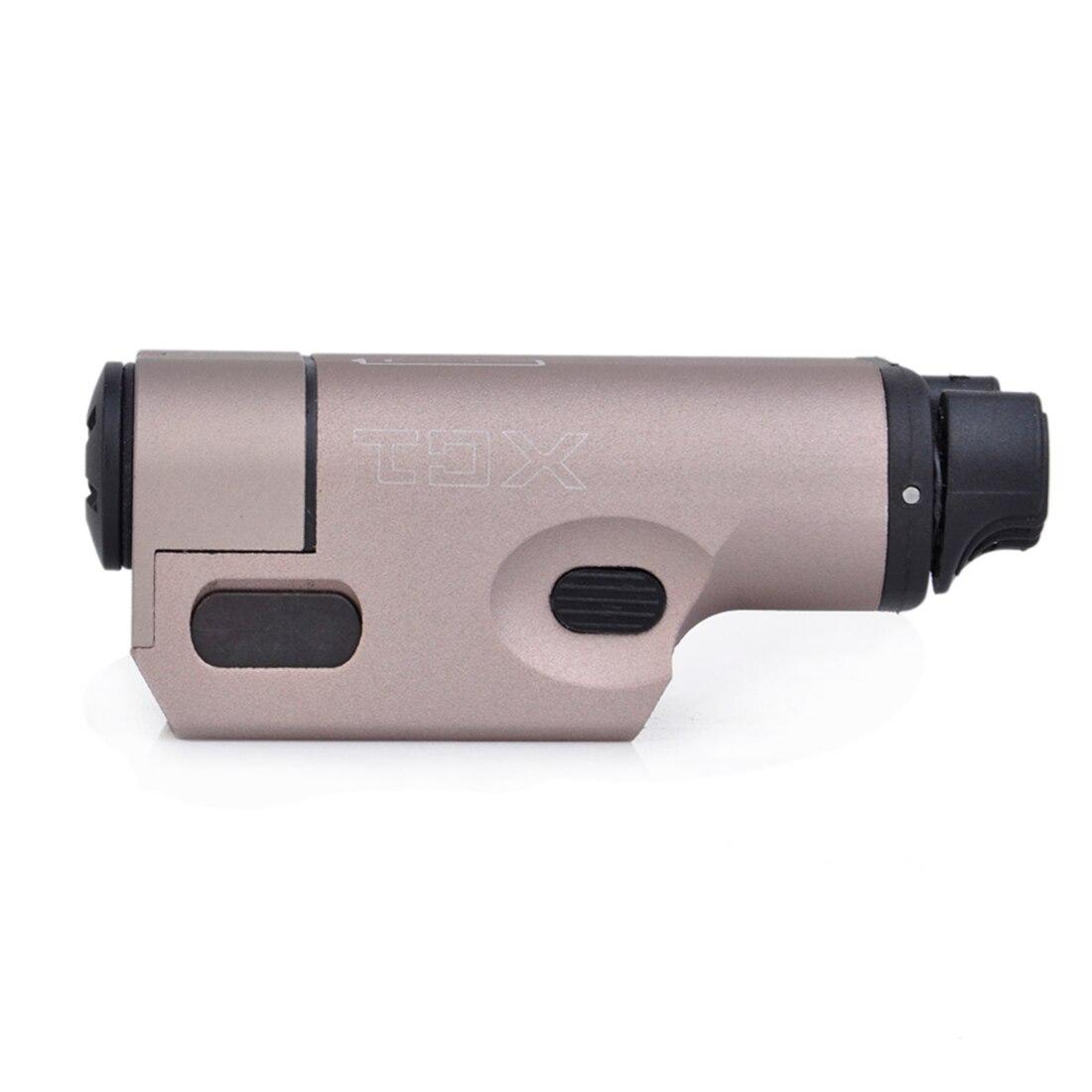 NFSTRIKE tactique XC1 pistolet lampe de poche arme lumière lampe de poche Glock SF XC1 Ultra Compact pistolet lumière pour Nerf jouet pistolet jeux