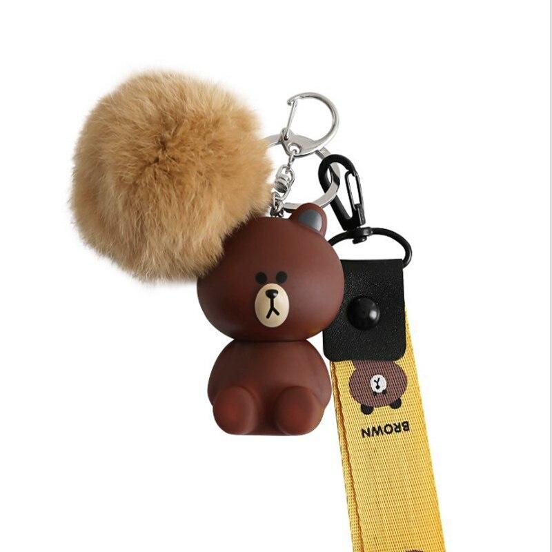Joylong Bt21 Keychain Soft Cinnamoroll Vipkid Kawaii Plush Rabbit Brown Bear Plush Keroppi Sumikko Gurashi Toys For Children