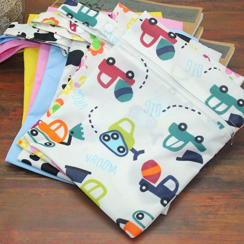 Diaper Bags Cute Zipper Waterproof Diaper Bag Maternal Baby Nappy Diaper Bags Strollers Organizer For Pregnant Mommy Bags
