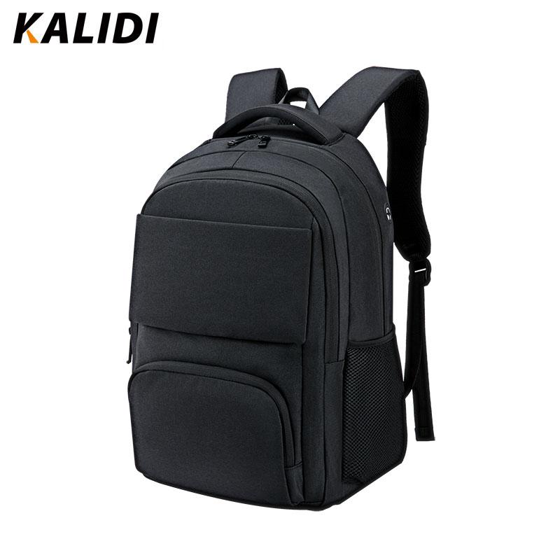 KALIDI Waterproof Men Backpacks Classic Business 35L Larger capacity for 15 6inch laptop Bags Multifunctional Travel