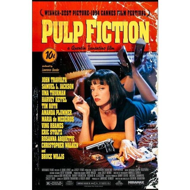 Best-Nice-Custom-Pulp-Fiction-Poster-Goo
