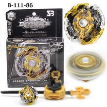 bayblade Beyblade Burst 4D Set Launcher Arena God Spinning B97 B100 Metal Fight Battle Fusion Classic Toy Original Box(China)