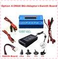 Original IMax B6 Digital LCD Lipo NiMh B6-AC 2 s-6 s battery Charger Balance Opção 4 P2