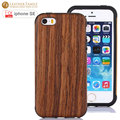 original For iPhone SE 4.0 inch Luxury Wooden Pattern TPU Cover For Apple iPhone SE Case Wood Grain Soft Back Protective Cover