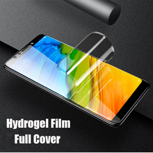 Screen Protector Hydrogel Film For Redmi Note 7 6 5 Pro 3D Full Cover Xiaomi 9 8 Lite Mix 3 Max PocoPhone F1