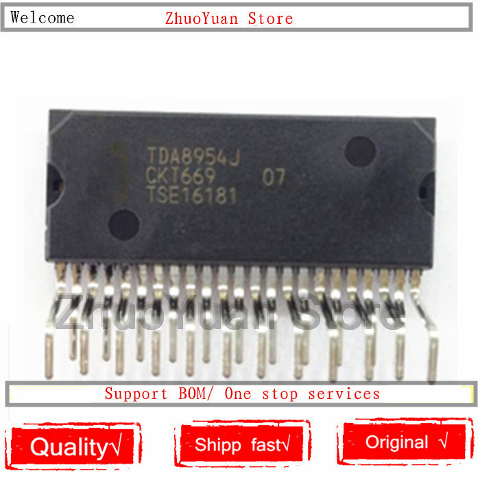 1PCS/lot New Original TDA8954J/N1 TDA8954J TDA8954 ZIP23IC Chip